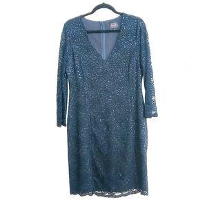 BANANA REPUBLIC L'WREN SCOTT Lace Dress Size 14